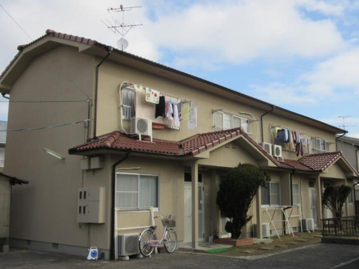 岡山市北区 K様アパート