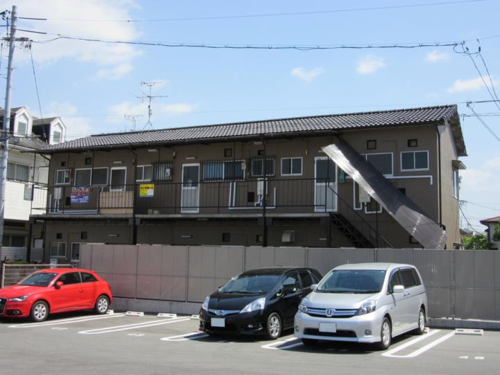 岡山市北区 賃貸アパート