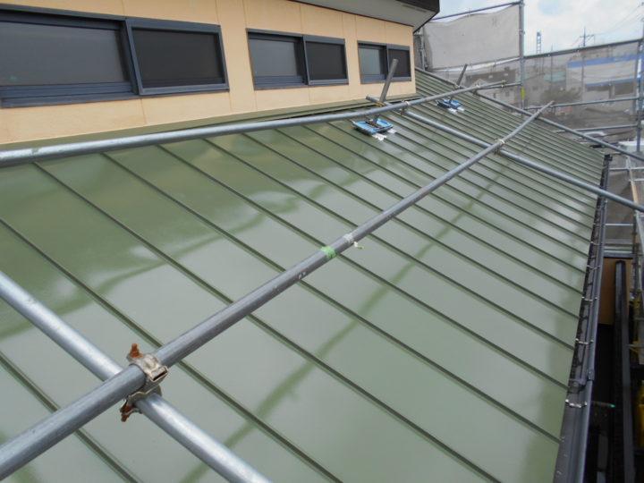 岡山市北区 K様邸 屋根塗装・ベランダ防水