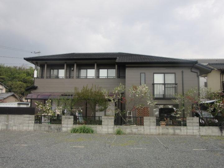 岡山市南区 T様邸 外壁塗装・屋根塗装