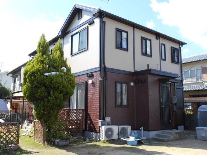 岡山市東区 M様邸 外壁塗装・屋根塗装