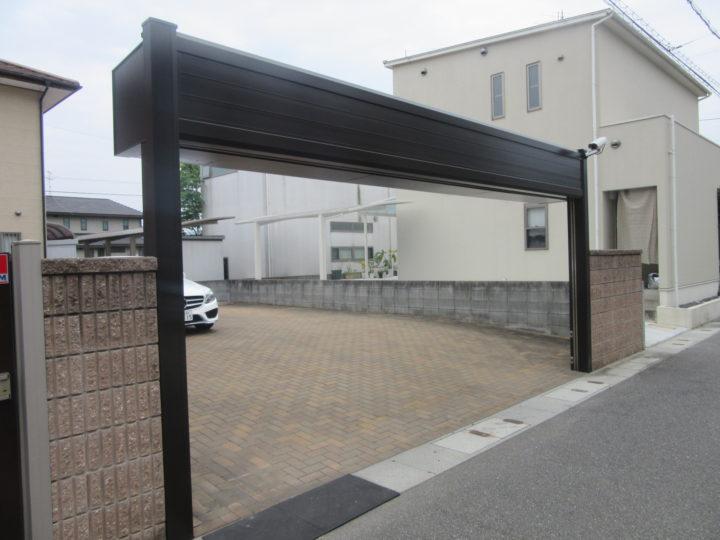 岡山市中区 某事務所シャッターボックス
