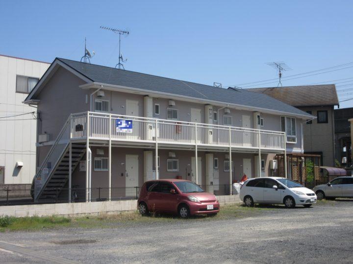 岡山市北区 某アパート