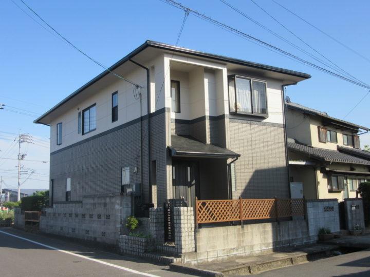 岡山市東区 K様邸 外壁塗装・屋根塗装