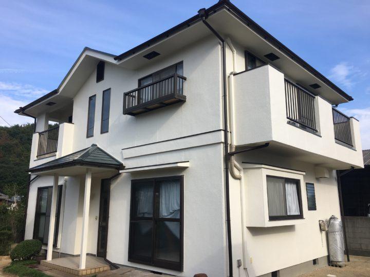香川県 M様邸 外壁・屋根塗装