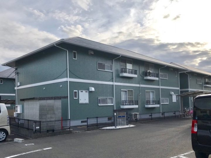 岡山市北区 某アパート3棟
