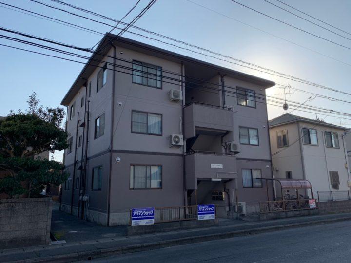 岡山市北区 某アパート2棟