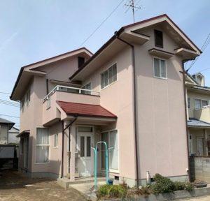 岡山市中区 H様邸 外壁・屋根塗装