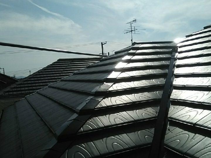 屋根板金部
