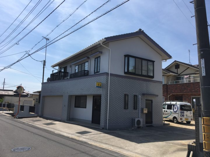 岡山市南区 F様住居兼事務所