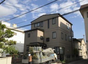 岡山市北区 Y様邸|屋根塗装
