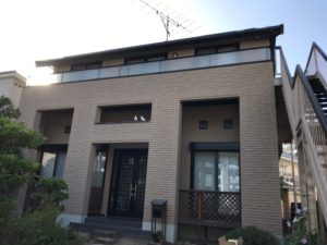 岡山市北区 K様邸|外壁塗装 屋根塗装
