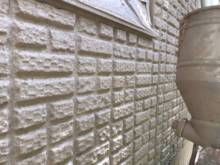 外壁上塗り(吹付)