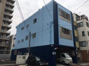 岡山市北区 M様邸|外壁塗装・防水工事