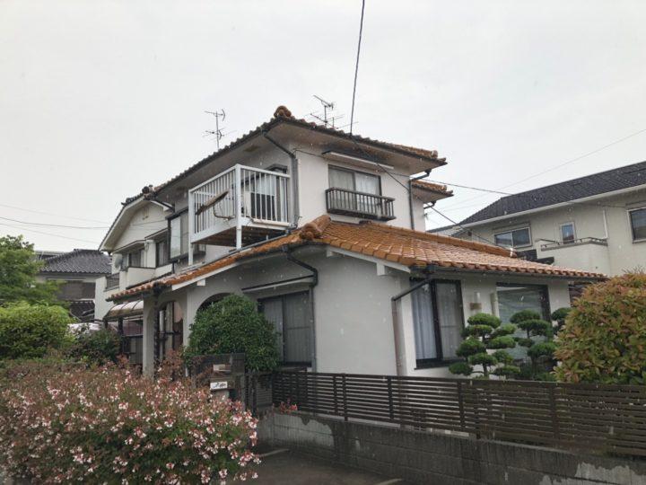 岡山市南区 N様邸|外壁塗装
