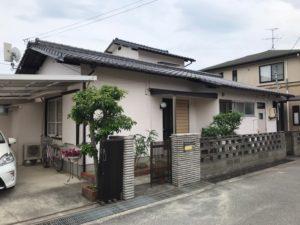 岡山市南区 N様邸|外壁塗装・屋根塗装