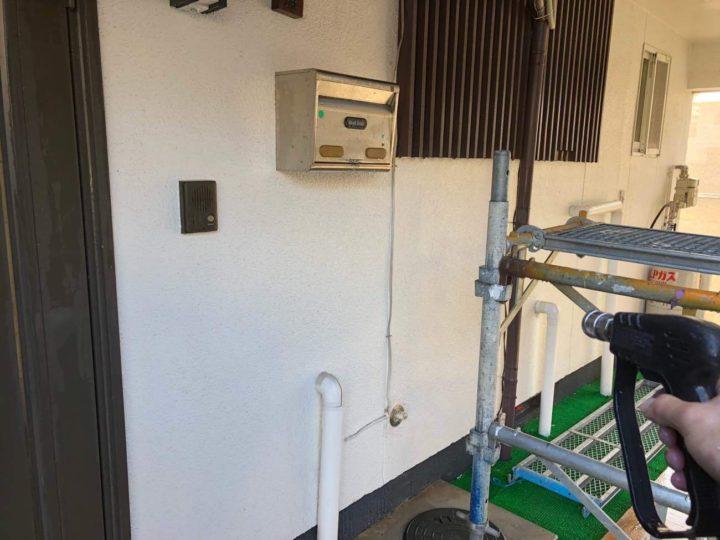 高圧洗浄(外壁)