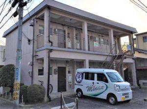 岡山県北区 某アパート シリコン塗装