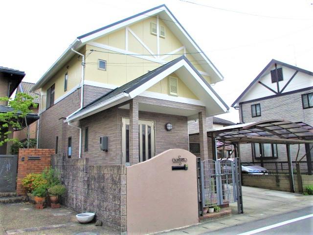 岡山市中区 K様 ハイクラスフッ素塗装