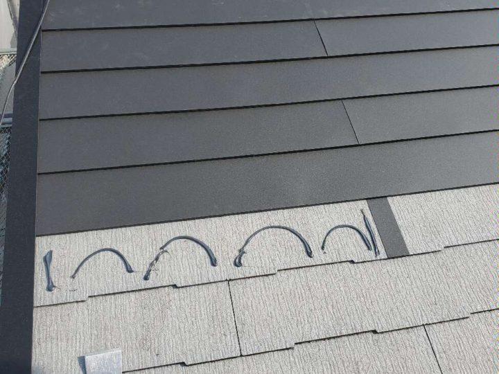 屋根(シール工法)