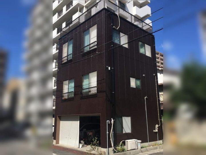 岡山市北区 F様 ラジカル制御型無機塗装