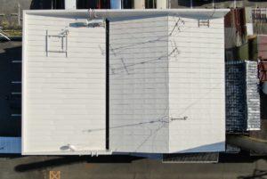 岡山市北区 Y様 ラジカル制御型無機ハイブリッド塗装