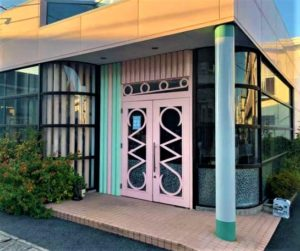 岡山市北区 店舗 シリコン塗装