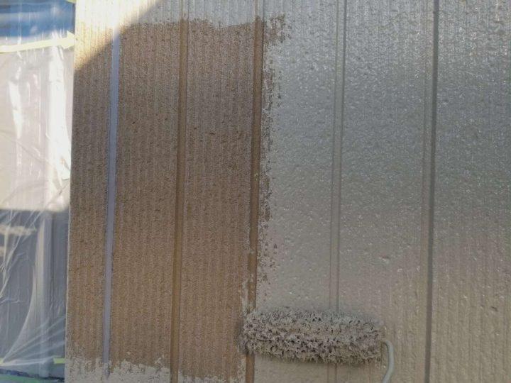 外壁中塗り(1F)