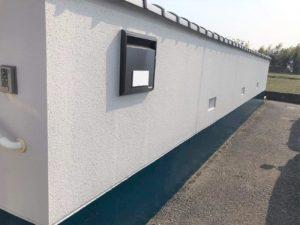 岡山市東区 T様 塀塗装