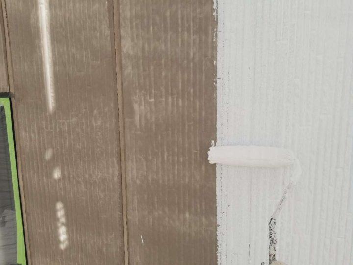 外壁下塗り(2F)