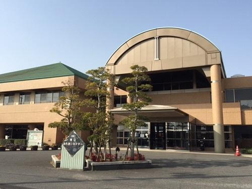 岡山ふれあいセンター全景写真