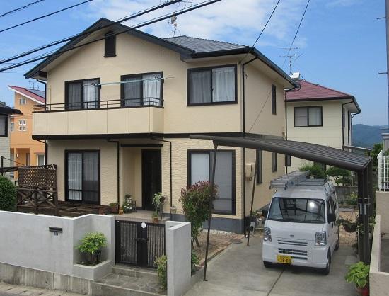 丸ごときれいになった岡山市東区O様邸の写真