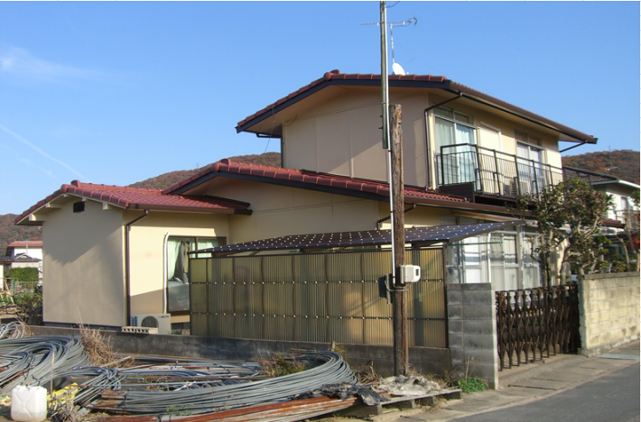 岡山市北区Y様邸の施工完了の写真