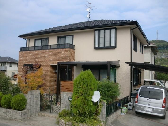 岡山市東区M様邸の施工完了写真
