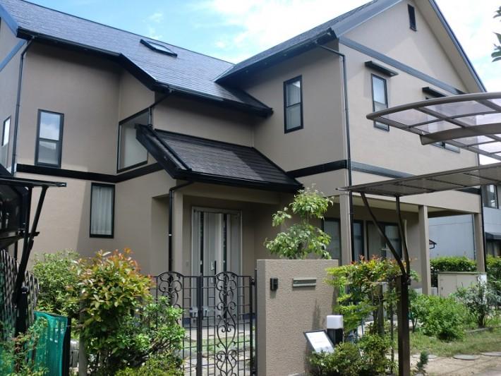 岡山市南区K様邸施工完了写真