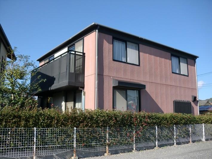 岡山市北区Y様邸の施工前の写真