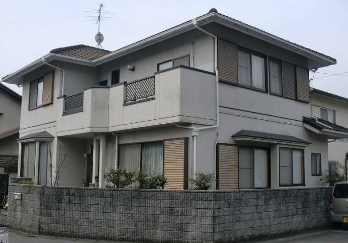 岡山市東区N様邸施工前写真