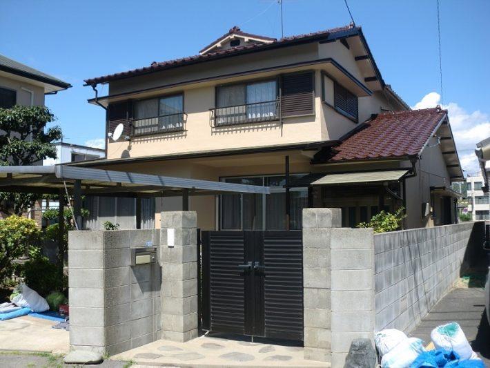 岡山市北区T様邸施工後写真