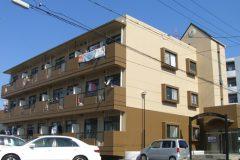 岡山市北区 賃貸マンション 施工実績サムネイル写真