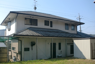 岡山市北区 M様邸施工前画像