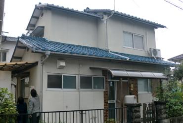 岡山市中区 K様邸施工前画像