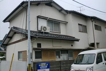 岡山市南区  T様邸施工前画像