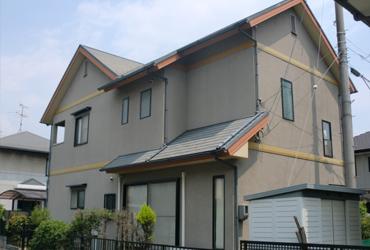 岡山市南区 K様邸施工前画像