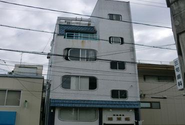 岡山市北区 A様邸(店舗兼住宅)施工前画像