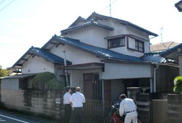 岡山市北区 S様邸施工前画像