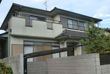岡山市中区 T様邸施工前画像