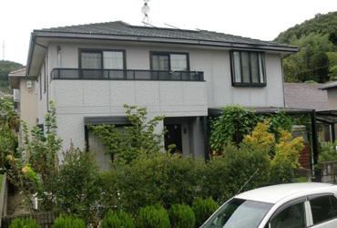 岡山市東区 M様邸施工前画像