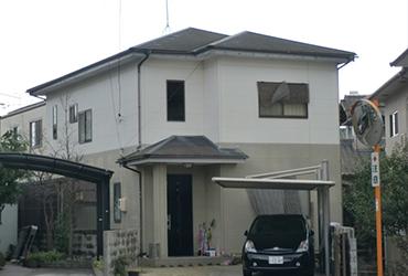 岡山市東区 Y様邸施工前画像