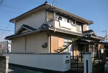 岡山市北区 O様邸施工前画像