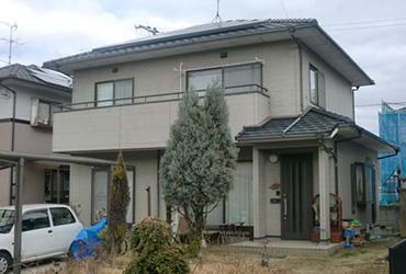 瀬戸内市 S様邸施工前画像